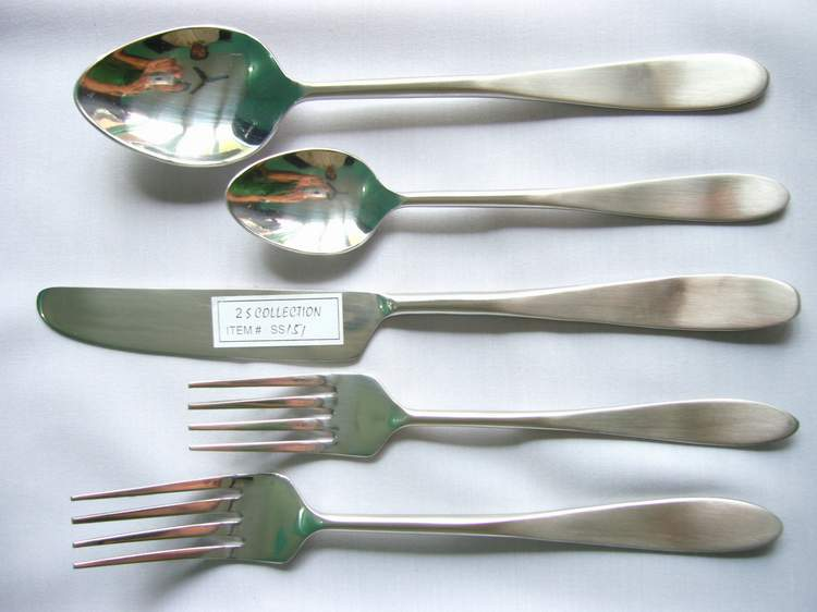 Cutlery Set of 5 Pcs